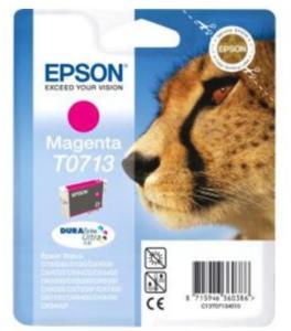 EPSON MAGENTA T0713 DURABRITE BLEKK