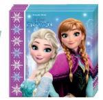 Disney Frozen servietter - 20 stk