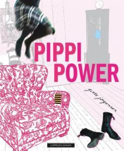 Pippi power Gitte Jørgensen {TYPE#Innbundet}