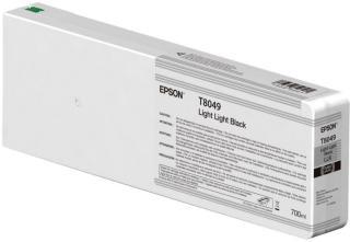 Epson Blekkpatron Ultrachrome HDX/HD lys svart