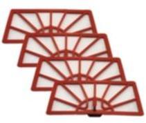 Neato Standardfilter til Neato XV-serie, 4-pakning DU9450023 Tilsvarer: N/A Neato
