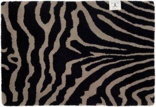 Classic Collection Dørmatte Zebra Unisex Black/ grey