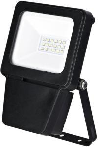 Gelia LED arbeidslampe 10W svart 8,7x12x16,5 cm Gelia