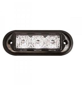 LED blinklys orange 12-24v