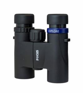 Focus Explore 8x32, Black, OneSize