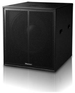 Pioneer Professional Audio XY-118S 18