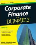 Corporate Finance for Dummies For Dummies