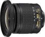 DEMO Nikon 10-20mm f/4.5-5.6G VR DX AF-P DEMO DX Nikkor
