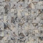 DUTCH WALLCOVERINGS Veggpanel kvadratisk/triangel grå 42501-30