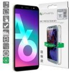 Samsung Galaxy A6 (2018) 4smarts 360 Beskyttelsessett - Klar