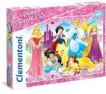 Clementoni Puslespill 104 Deler Princess