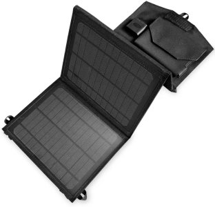 Celly SolarMax Solcell Ladere, 2xUSB, 10W