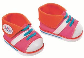 BABY Born Cool Sneakers - rosa sko til dukke 43 cm
