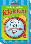 Egmont FMTD Mitt Første Spill Om Klokken - Norsk Utgave Egmont Kids Media
