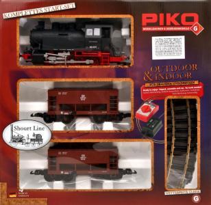 Piko Tog G-startsett - BR80 m. godsvogner