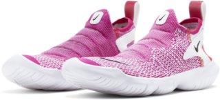 Nike Free RN Flyknit 3.0 2020 løpesko til dame - Grey 40