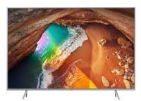 Samsung GQ65Q64RGT, 165,1 cm (65), 3840 x 2160 piksler, QLED, Smart TV, Wi-Fi, Sølv