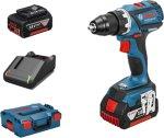 Bosch GSR 18V-EC 2X5AH GAL1840CV L-BOXX