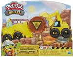 Play-Doh Wheels Excavator And Loader