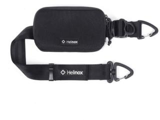 Helinox Shoulder Strap & Pouch, Black, OneSize