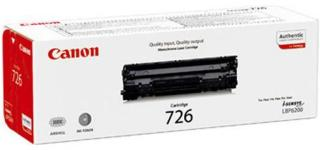 CANON Black Toner Cartridge Type CRG 726  (3483B002)