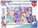 Ravensburger puslespill My Little Pony 2X24