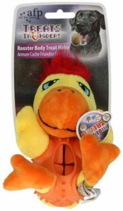 Rooster Body Treat Hider Fugl