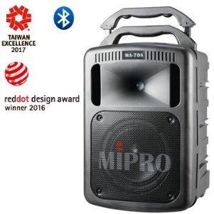 MIPRO MA-708PA 190 watt portabel PA (NL560086)
