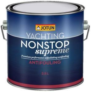 JOTUN NONSTOP SUPREME DARK GRÅ 2,5L