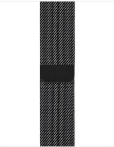 Apple Milanese Loop 40/38 mm - stellarsvart