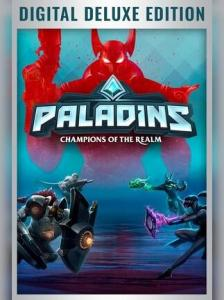 Paladins - Digital Deluxe Edition Key GLOBAL