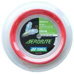 Yonex Aerobite 200M red and white badminton string   AJ8M9F