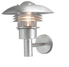 Vegglampe Modena Konstsmide Galvanisert, E27