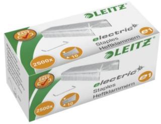 Leitz Heftestift Leitz No10 E1 Elektrisk /2500 55680000 Tilsvarer: N/A Leitz