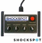 ShockSpot Stand-Alone Remote Fjernkontroll