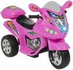 0 EL-TRIKE / EL MOTORSYKKEL FOR BARN ROSA