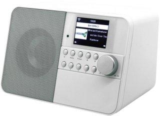 Soundmaster Internett Radio Hvit Unisex