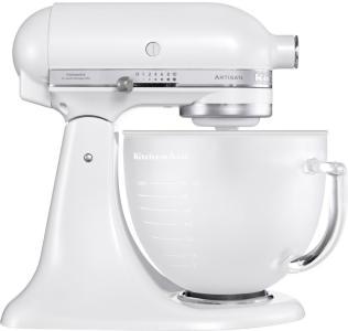 KitchenAid Artisan Kjøkkenmaskin Frosted Pearl + Frostbolle