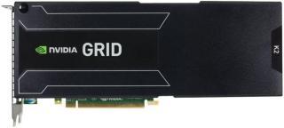 Hewlett Packard Enterprise NVIDIA GRID K2 - grafikkort - 2 GPU'er - GRID K2 - 8 GB (729851-B21)