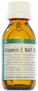 Vitamin E NAF vet drp 50mg/ml 100 ML