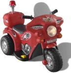 vidaXL Batteridrevet Motorsykkel for Barn Rød