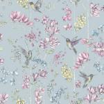 DUTCH WALLCOVERINGS Veggpanel kolibri flerfarget 12391