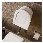 Flaminia Fidia Vegghengt sisterne For Fidia toalett 3010/3011, Hvit
