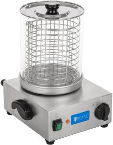 Royal Catering Pølsevarmer - 800 W - opp til 40 pølser