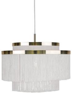 Frans Pendel Hvit - Globen Lighting