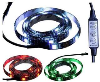 GRUNDIG MULTICOLOR USB LED STRIPE, 1M