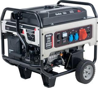 Gebe Powerman 13000T 400V strømaggregat