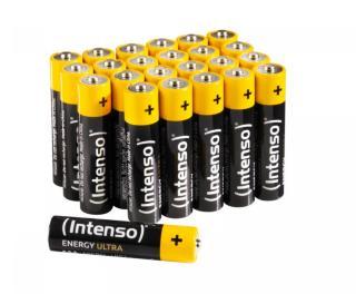 Intenso AAA Batterier - 24 Pakke