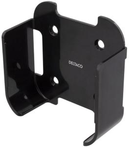 DELTACO wall mount for 4th / 5th gen Apple TV, black