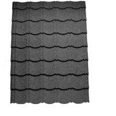 Takpanne Aquapan 890x1123 mm, svart, UTGÅENDE
